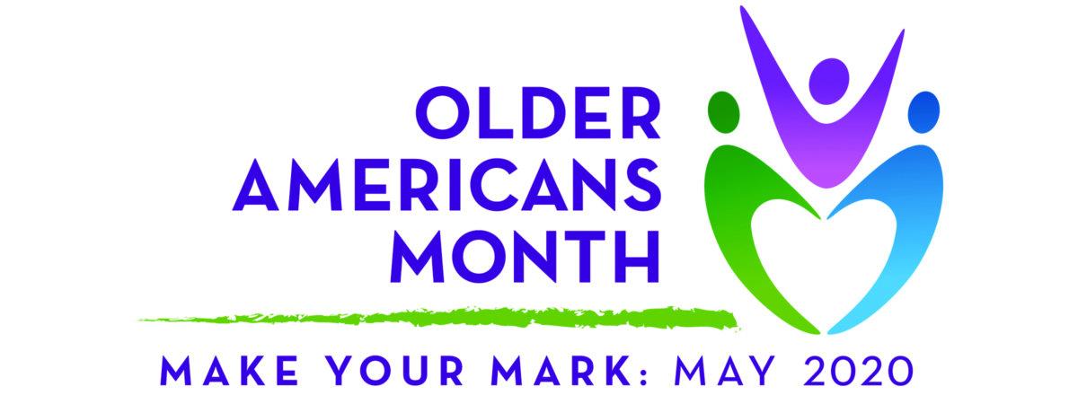 older Americans month logo 2020